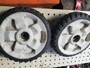 Toro mower drive wheel set 115-4695 138-3216