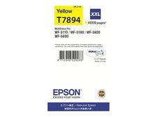 Epson T7894 XXL Tintenpatrone - Yellow