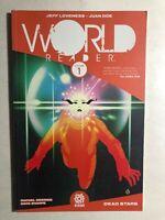 WORLD READER volume 1 Dead Stars (2017) Aftershock Comics TPB FINE-