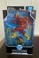 DC Multiverse THE FLASH Rebirth 7 Inch Action Figure Wave 3 McFarlane Toys NIB
