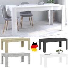 Küchentisch ausziehbar Auszugstisch erweiterbar Tisch Esstisch 120/160/180cm