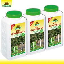 Neudorff 3 x 2 Liter Bio-Baumanstrich Pflege weißen Beeren Obstbaum Sträucher