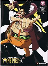 One Piece Collection 9: Episodes 206-229 (DVD, 2014, 4-Disc Set)