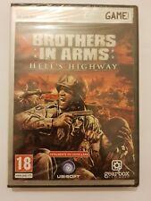 BROTHERS in ARMS:Hell's Highway Pc/Ordenador Nuevo/Sellado totalmente en español