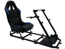 Gaming Chair Simulator Racing Seat Driving Xbox Playstation PC G27 G29 Flight