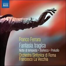 Ferrara: Fantasia Tragica, New Music