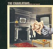 THE CHARLATANS UK - WHO WE TOUCH [DIGIPAK] USED - VERY GOOD CD