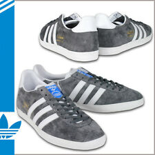 mens adidas shoes trainers GAZELLE OG   size UK 13.5  Eur 49 &1/3   bnwt G51304