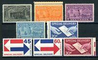 USAstamps Unused VF US Special Delivery Scott E15 / E23 OG MNH