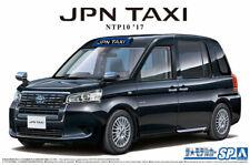 AOSHIMA Toyota NTP10 JPN Taxi `17 Black 1/24 Plastic model
