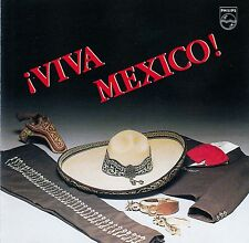 VIVA MEXICO! - VARIOUS ARTISTS / CD (PHILIPS 812 976-2) - TOP-ZUSTAND