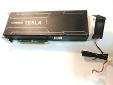 GPU Cooler with High-speed Fan forNvidia Tesla K40 K20 K20X Passive Cooling