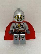 Lego Minifigure Kingdoms Lion Knight Breastplate Lion Head Cas459