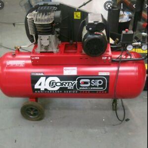 SIP V40, 150L Air Compressor, 240V