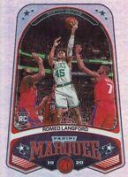 NBA Panini Trading Chronicles 2019/2020 Rookie Card No. 240 Romeo Langford