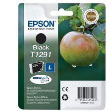 Epson T1291 BLACK FOR STYLUS SX420W SX425W SX525WD
