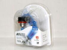 Nokya 7000k 65w Arctic White H9 Halogen HeadLight High Beam Bulbs
