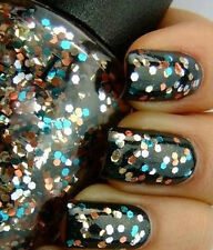 OPI~Nail Polish~The Living Daylights Glitter D15 James Bond Skyfall Collection