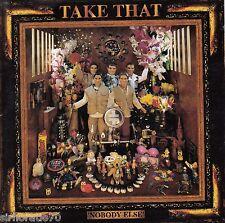 TAKE THAT Nobody Else CD Robbie Williams