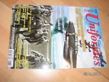 Uniformes n°183 bataille angleterre 1940 Junker 88 Spit
