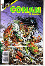 CONAN  LE  BARBARE  :N°22      EDITIONS   SEMIC FRANCE