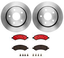 Brembo Front Brake Kit Ceramic Pads Disc Rotors for Aspen Dodge Durango Ram 1500