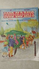 Good Old Days Magazine March 1970 FREE SHIPPING