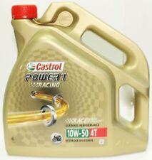Castrol POWER1 Racing 4T 10W-50 4L Aceite de Motor