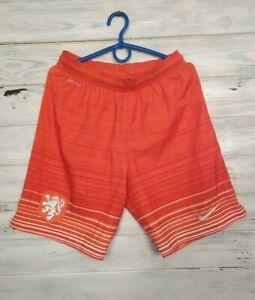 Holland Netherlands Shorts Size SMALL Football Soccer Nike 640843-815