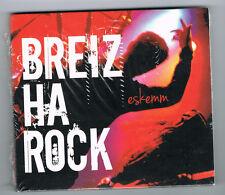 BREIZHAROCK - ESKEMM - 9 TRACKS - 2013 - NEUF NEW NEU
