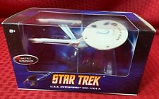 New Hot Wheels Star Trek U.S.S. ENTERPRISE NCC-1701 BATTLE DAMAGED 6 INCHES