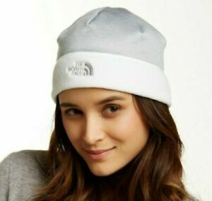 The North Face Agave Beanie TNF White Heather One Size