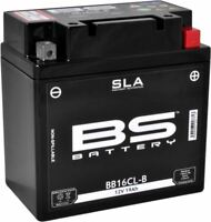 BS BB16CL-B SLA Factory Activated Battery to fit Kawasaki 650 JS650 SX 1987-95