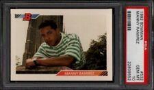 1992 Bowman Manny Ramirez Cleveland Indians #532 Baseball Card