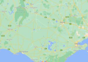 GOLD MAPS Victoria Southwest Detecting Prospecting Fossicking Ballarat Sharefile