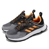 adidas Response Trail Grey Orange Black Mens Outdoors Running Shoes EE9831