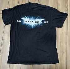 Licensed Classic Batman - Men's X Large Black T-Shirt  Graphic Tee
