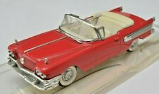 VITESSE 450 Buick Special 1958 Offen Cabriolet rot 1:43 Modell OVP