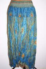 Handmade Floral Regular Size Skirts for Women