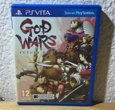 GOD WARS FUTURE PAST // PSVITA // PAL ESP.