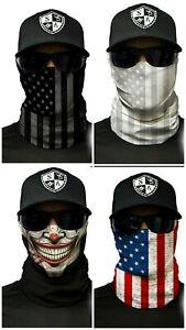 Salt Armour Face Shield/ Mask/Neck Gaiters New with Tags SA Co. SA fishing SA Co