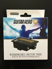 NEW Guitar Hero Live Rechargeable Battery Pack for Xbox One, Xbox 360, PS3, PS4