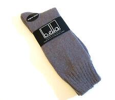 b.ella Ladies 41% Angora Blend Crew Socks Osimo Dusty Purple - New