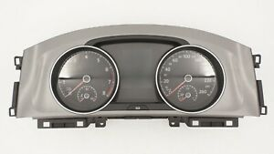 2013-2017 VW Golf Mk7 TSI Instrument Cluster Petrol AUTO OEM Genuine Parts