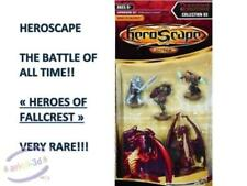 HEROSCAPE HEROES OF FALLCREST THE BATTLE OF ALL TIME COLL D3 DUNGEONS & DRAGONS