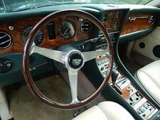 Bentley  Continental R  T Mulliner AZURE 1991 2003 Wood Steering Wheel Nardi NOS