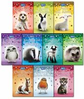 RSPCA Animal Rescue Pets 10 Children's Books Collection Set | Various PB NEW