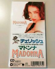 "Madonna Cherish Japan 3"" CD Single Like A Prayer 09P3-6175 Brandnew Mint Promo X"