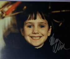 Mara Wilson Hand Signed 8x10 Photo w/Holo COA Matilda