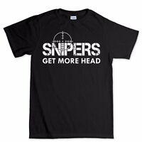 American Sniper Get Head Devil of Ramadi Rifle Scope T shirt